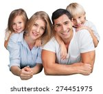 smiling  son  isolated. | Shutterstock . vector #274451975