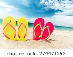 summer  fun  break. | Shutterstock . vector #274471592