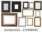 photo frame | Shutterstock . vector #274488485