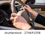successful senior man in suit... | Shutterstock . vector #274691558