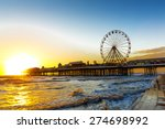 Blackpool Central Pier And...