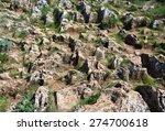 Limestone Rocks In Slovak Karst ...