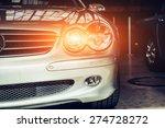 classic car. | Shutterstock . vector #274728272