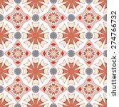 abstract seamless pattern.... | Shutterstock .eps vector #274766732