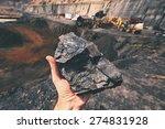 Coal On The Palm   Czech...