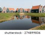 netherlands   volendam  circa... | Shutterstock . vector #274899836
