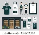 Vector Buildings Restaurant An...
