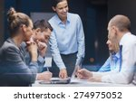 business  technology ... | Shutterstock . vector #274975052