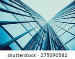 office buildings.  skyscraper | Shutterstock . vector #275090582