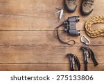 Equipment For Hiking On A...