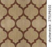 interior design wallpaper  ... | Shutterstock . vector #275198102