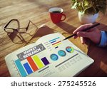 market research business... | Shutterstock . vector #275245526
