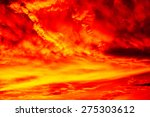 Texture Clouds Sunset Sunrise....