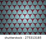 textile cloth colorful  | Shutterstock . vector #275313185