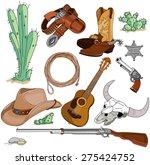 Various Vintage Cowboy Western...