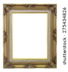 Old Frame Gold And Copper...