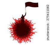 banner for sports championships ... | Shutterstock .eps vector #275611082