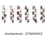 clerks compilation achievement... | Shutterstock . vector #275643242