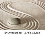 spa treatment concept japanese... | Shutterstock . vector #275663285