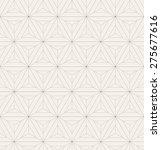 vector seamless pattern. modern ... | Shutterstock .eps vector #275677616