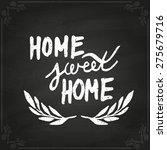 conceptual handwritten phrase... | Shutterstock .eps vector #275679716