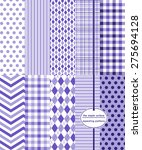 Lavender Repeating Patterns Fo...
