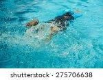 children having fun to the... | Shutterstock . vector #275706638