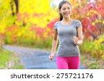Woman Power Walking Nordic...