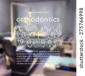 vector illustration. blurred... | Shutterstock .eps vector #275766998