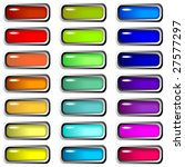 buttons for website | Shutterstock .eps vector #27577297