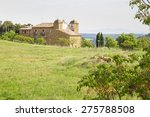 Green Spring Landscape In The...