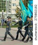 petropavlovsk may 7  public... | Shutterstock . vector #275802182