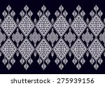 ethnic pattern for background. | Shutterstock .eps vector #275939156