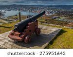 Canon On Signal Hill...