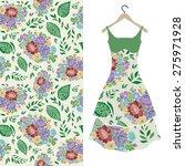 fashion illustration  women's... | Shutterstock . vector #275971928