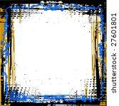 Vector Grunge Frame