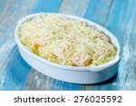 Pasta Baked With Shrimp And...