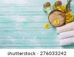 spa or wellness setting. sea... | Shutterstock . vector #276033242
