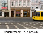 berlin   may 02  2015  the... | Shutterstock . vector #276126932