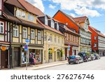 wernigerode  germany   may 4 ... | Shutterstock . vector #276276746