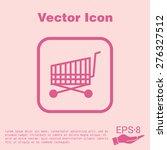 cart online store  internet... | Shutterstock .eps vector #276327512