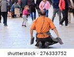 lhasa  tibet  china   october... | Shutterstock . vector #276333752