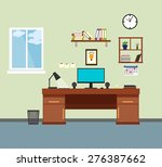 business and office supplies | Shutterstock .eps vector #276387662
