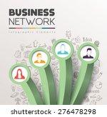 infographics element. vector... | Shutterstock .eps vector #276478298
