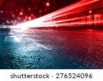 emergency vehicle  | Shutterstock . vector #276524096