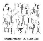 jump    Shutterstock .eps vector #276685238