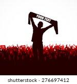 banner for sports championships ... | Shutterstock .eps vector #276697412