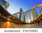 bangkok   apr 21  unidentified... | Shutterstock . vector #276742892