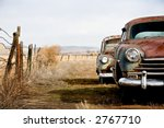 Vintage Cars Abandoned And...