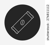 sugar line icon | Shutterstock .eps vector #276811112